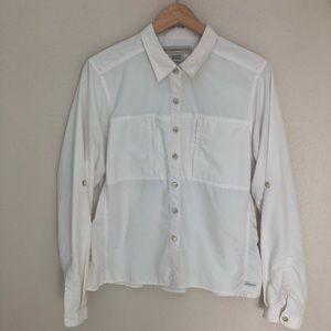 Exofficio Travel Long Sleeve Travel Shirt Large